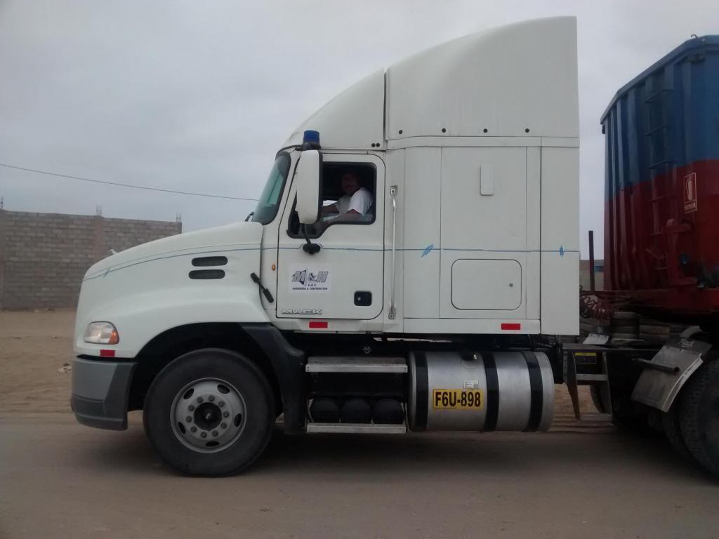 Cxu613e 2014 Renovacion Tracto Mack 0000Motivo De Camion 45 Venta ZPiOukX