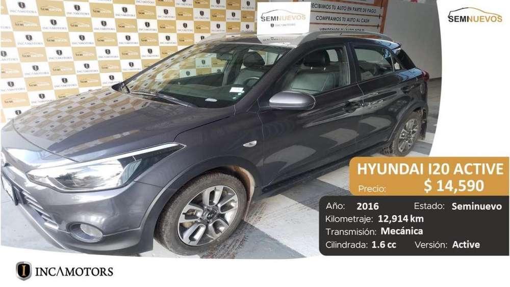 Hyundai i20 2016 - 12914 km