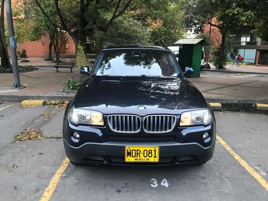<strong>bmw</strong> X3 2009 - 120000 km
