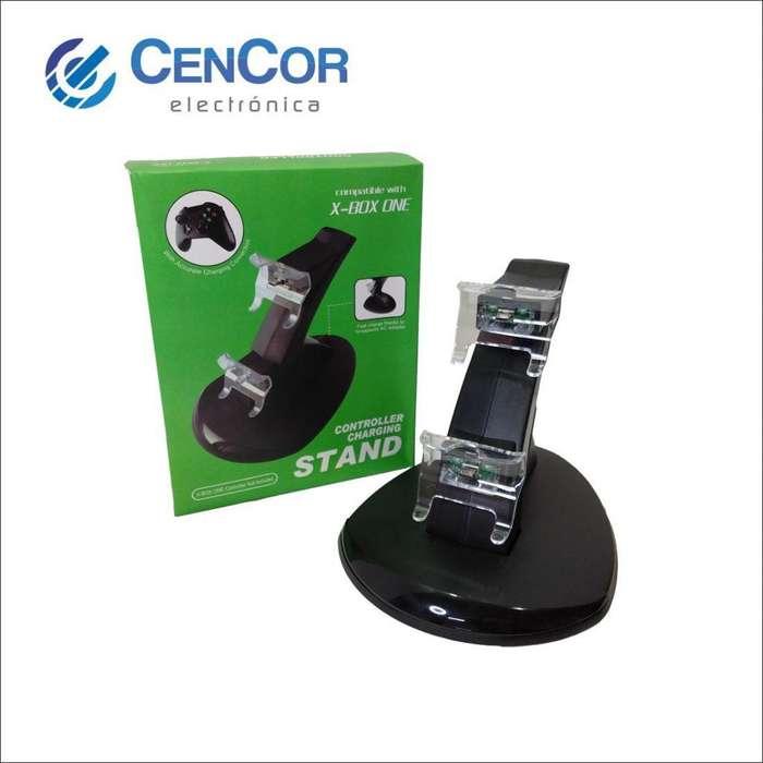 Base de Carga para 2 Joysticks Xbox ONE! CenCor Electrónica