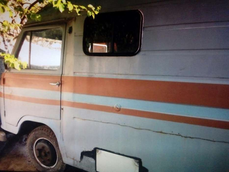 <strong>motorhome</strong> Rastrojero Frontal