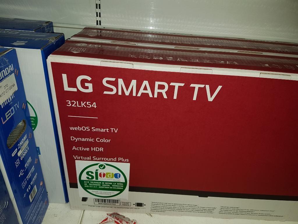 Vendo Espectaculares Tv Lg Smart Tv De32