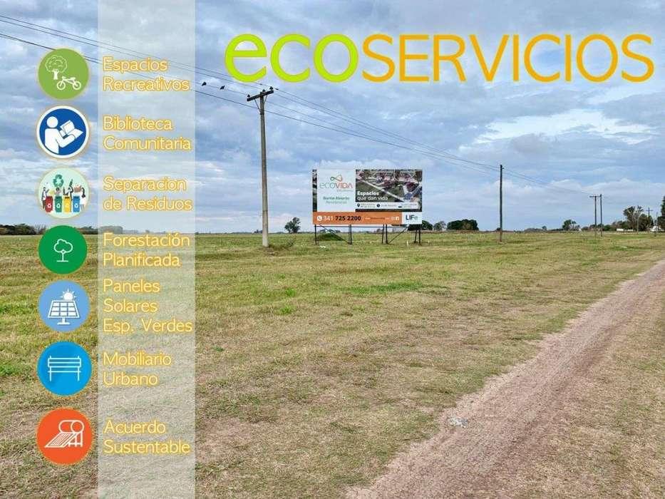 NUEVO BARRIO RESIDENCIAL - ECOSERVICIOS - 24 MESES
