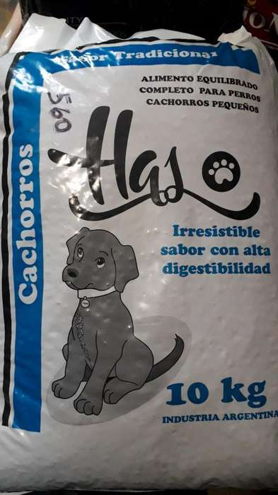 Alimento Perro <strong>cachorro</strong>s 10 Kg
