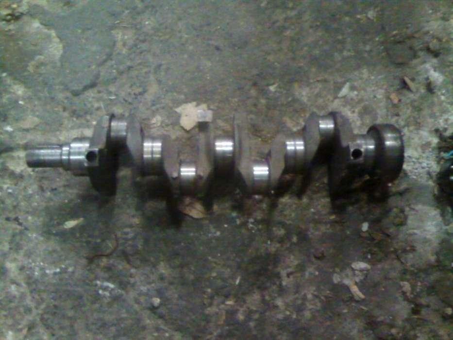 Cigueñal ford sierra taunus 2.3 sin pestana