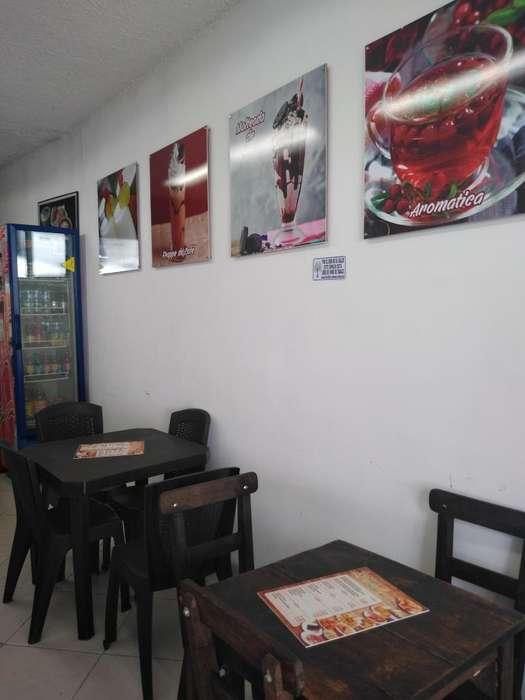 Montaje restaurante caf