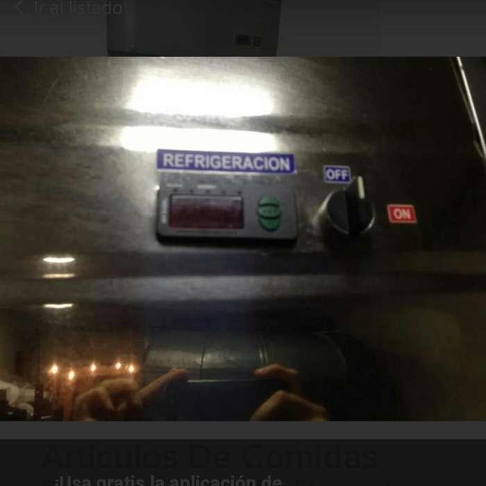 Venta Refrigerador Congelador 100% Acero