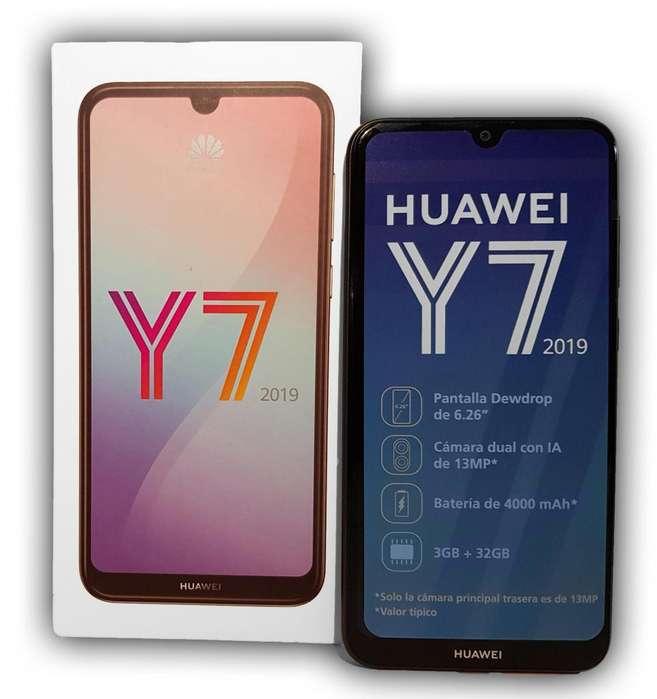 HUAWEI Y7 2019 32/3gb 4G LTE