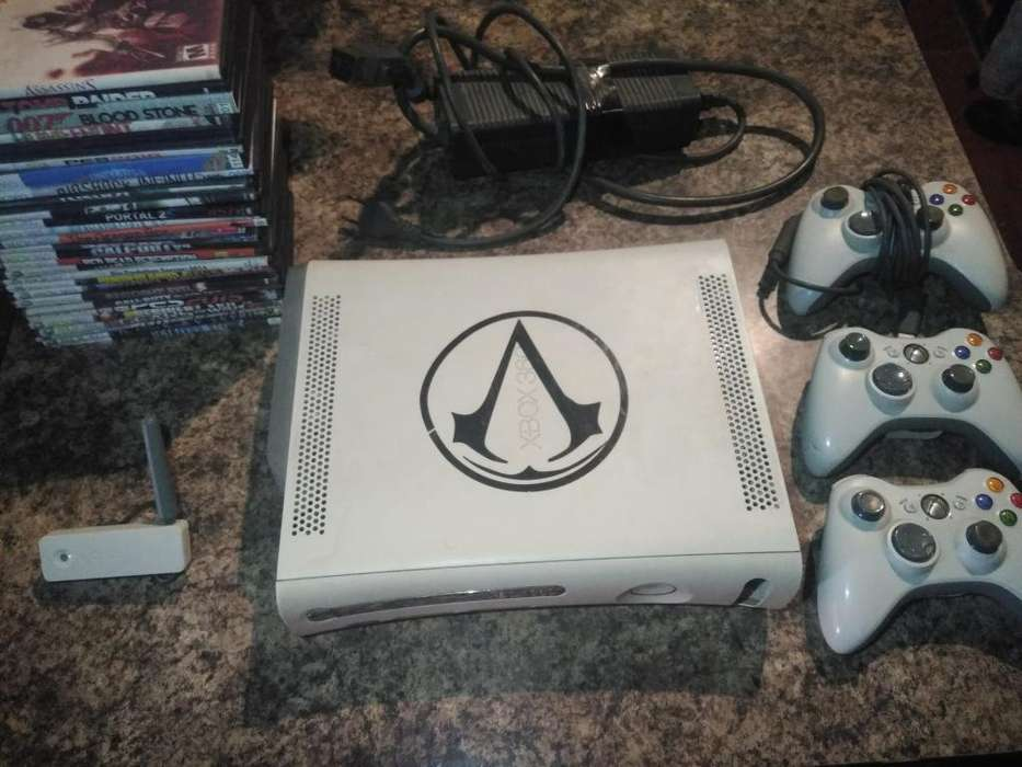 Vendo Xbox 360 Chipeada 3.0