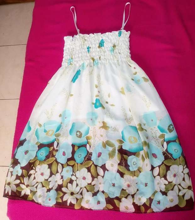Vestido Floreado