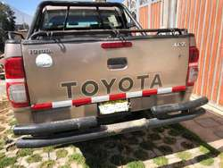 Toyota hilux 4X4 con turbo intercooler