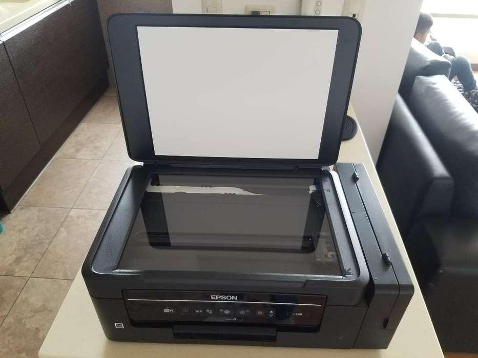 Impresora Epson L395 2 Semanas de Uso