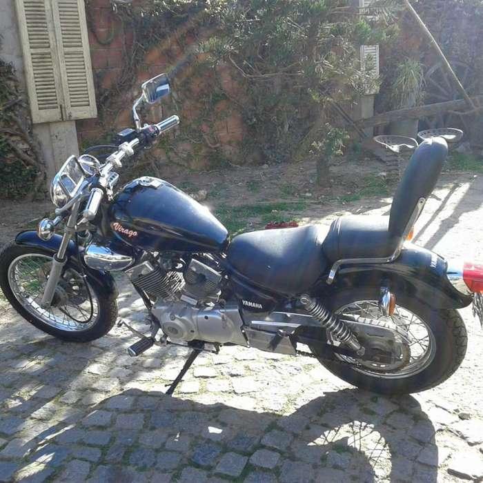 Moto Yamaha Virago 250 Xv