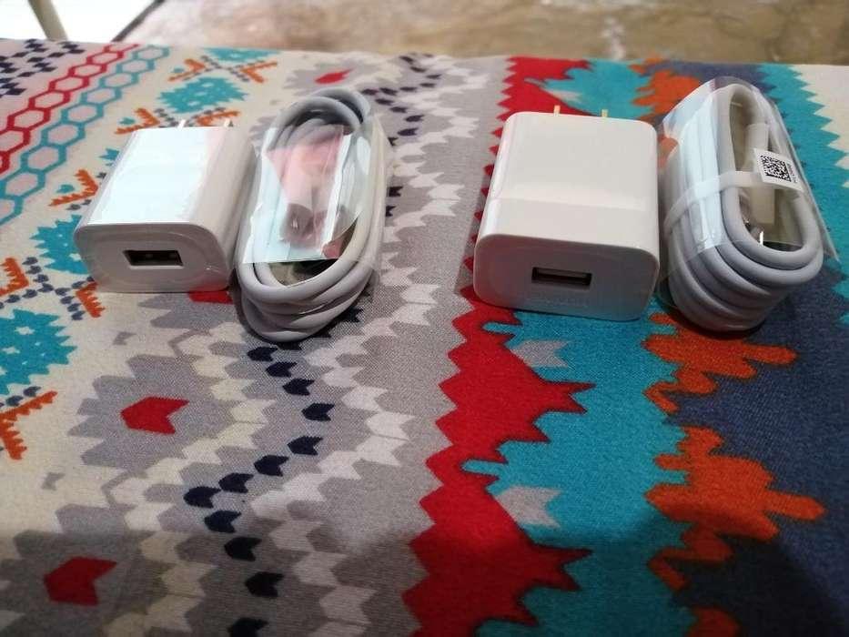 Cargadores Marca Huawei.