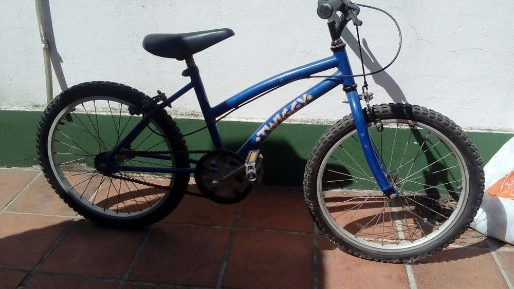 Vendo Bicicleta Nena Rod 20