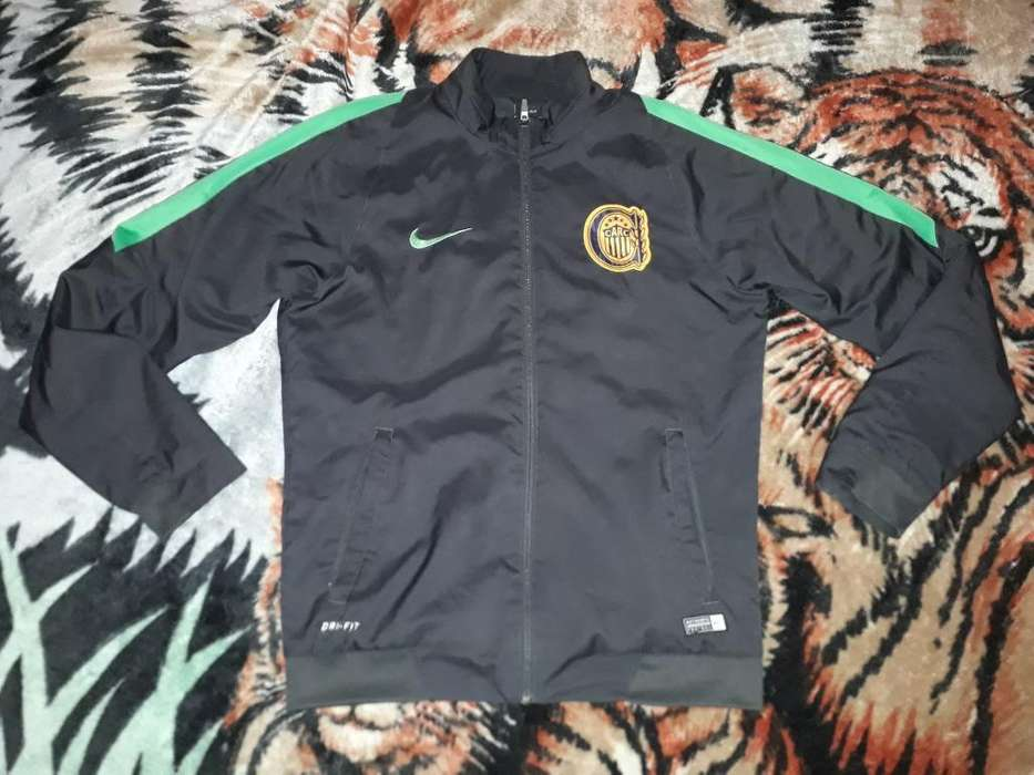 Campera Nike Rosario Central Talle S