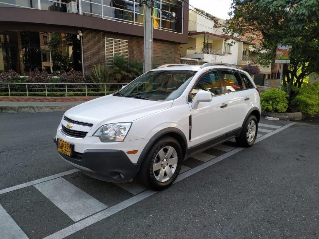 Chevrolet Captiva 2400cc Full 2011