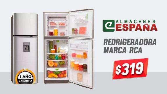 REFRIGERADORA MARCA RCA DE 12 PIES