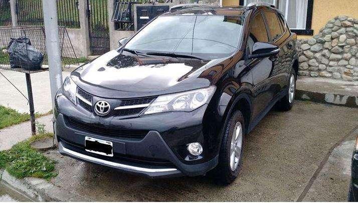 Toyota RAV4 2013 - 50000 km