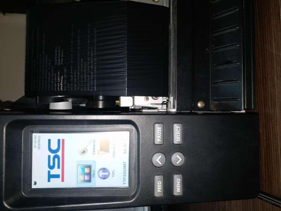 impresora tsc 2410