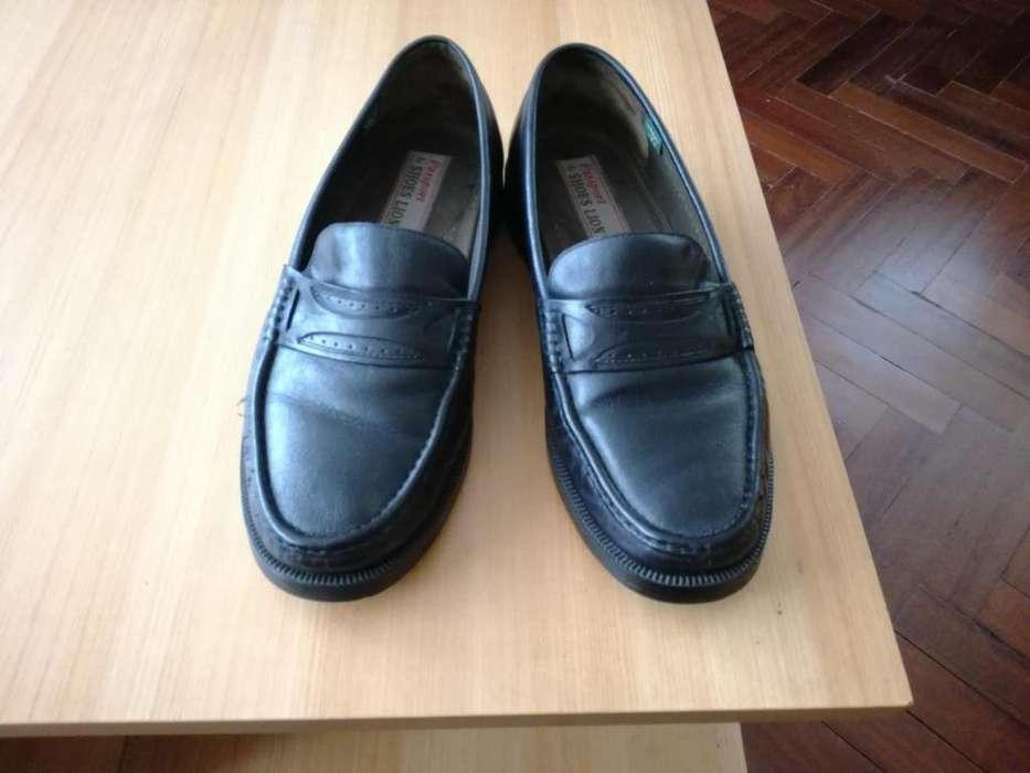 Zapatos de hombre shoes lions puro cuero 41