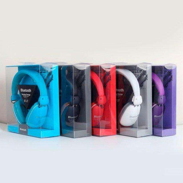 Auriculares Only Bluetooth BT27