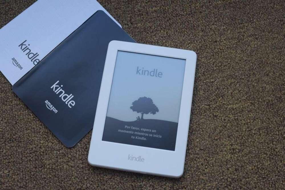 KINDLE Lector de libros electrónicos Nuevo