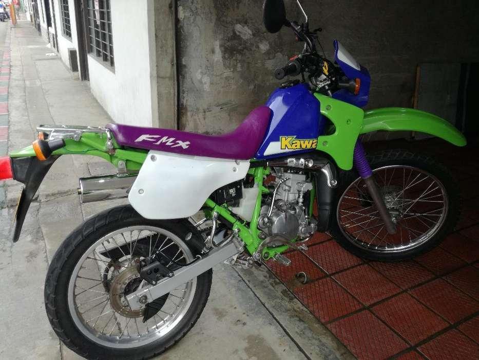 <strong>kawasaki</strong> Kmx 125 Modelo 95 -