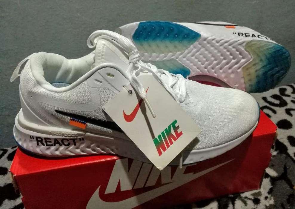 Nike React Odyssey Off White