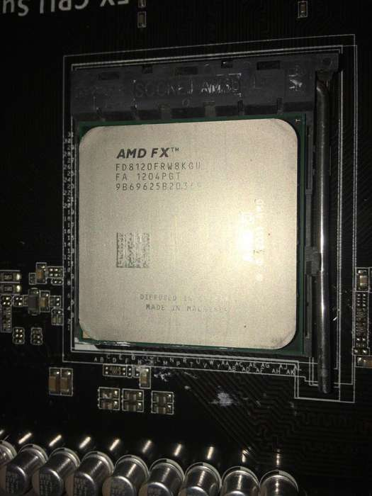 vendo procesador AM3 DE 8 NUCLEOS