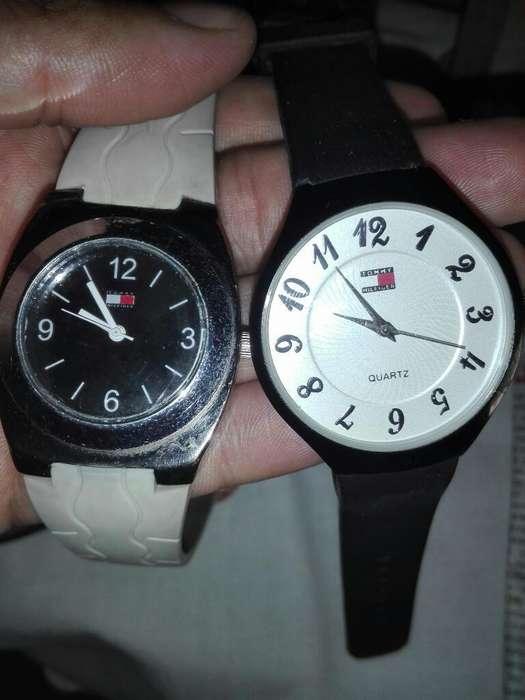 Vendo Dos Reloj Tommy Hilfiger