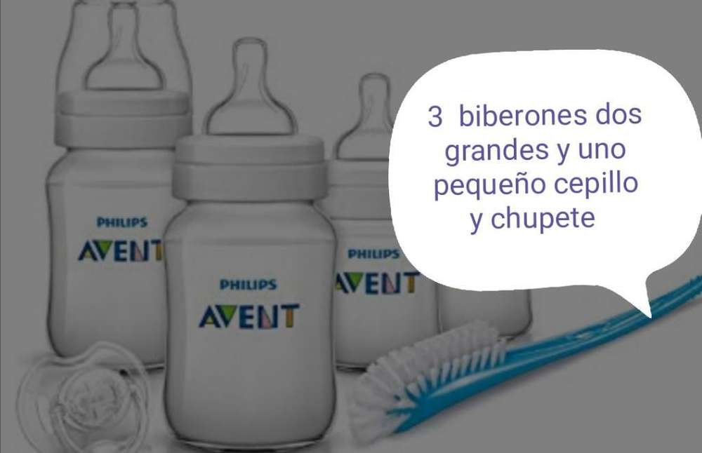 Biberones Avent