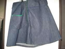 Pollera Jean Talle XL 300