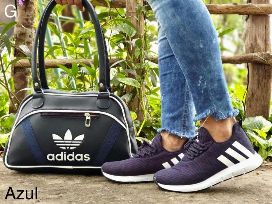Zapatos, Bolsos, Morrales.