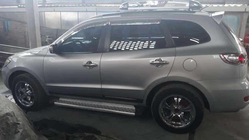 Hyundai Santa Fe 2006 - 187000 km