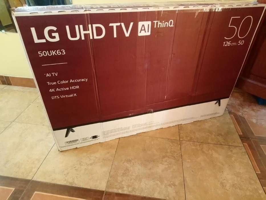 Vendo Smat Tv de 50 Pulgadas Nueva