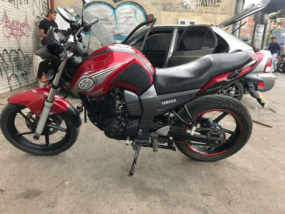 Vendo Fz16 2013 Full Motor Hermosa