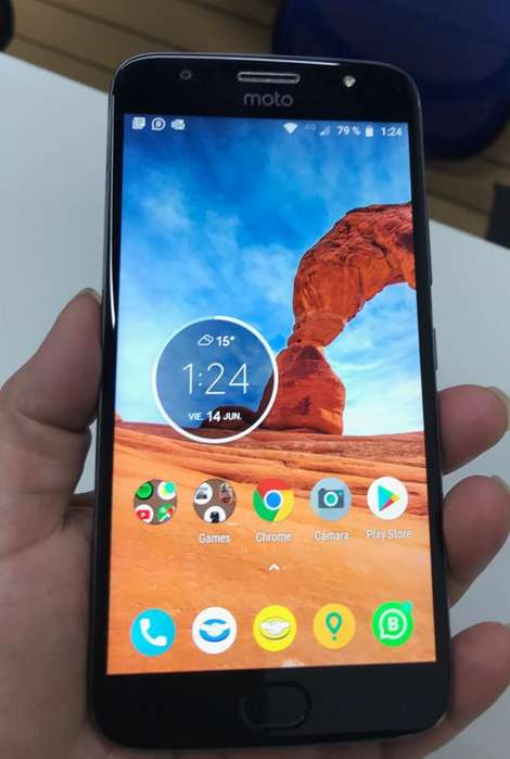 Moto G5 S Plus 32GB Libre