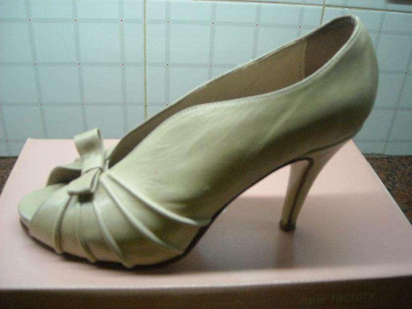 calzado de vestir una sola noche de uso