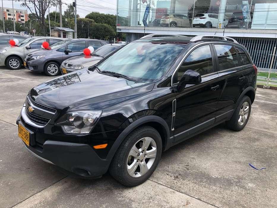 Chevrolet Captiva 2016 - 50400 km