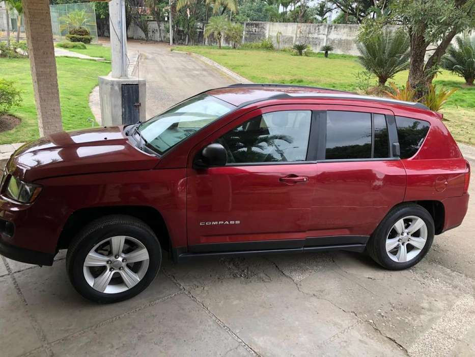 <strong>jeep</strong> COMPASS 2014 - 122000 km