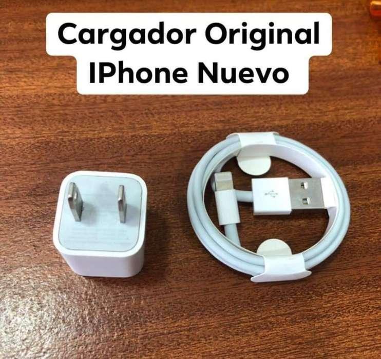 Cargador Orginal iPhone