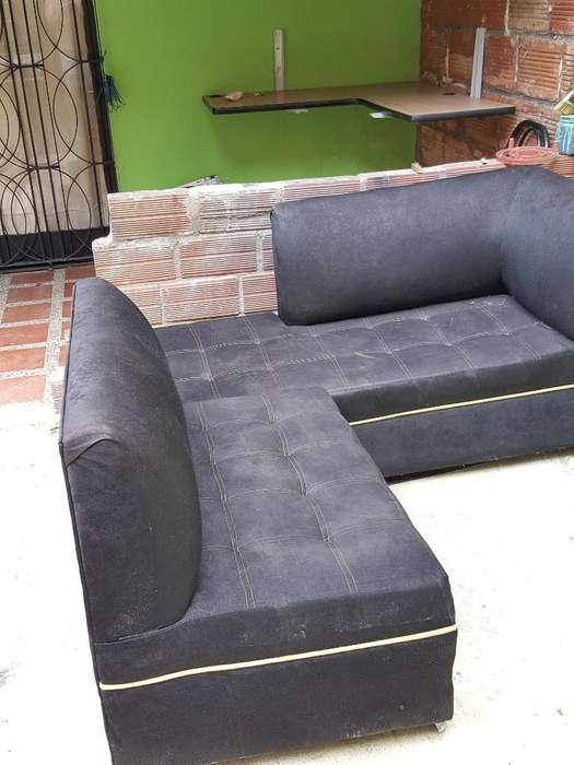Sala 2 <strong>muebles</strong> Grandes El Madera