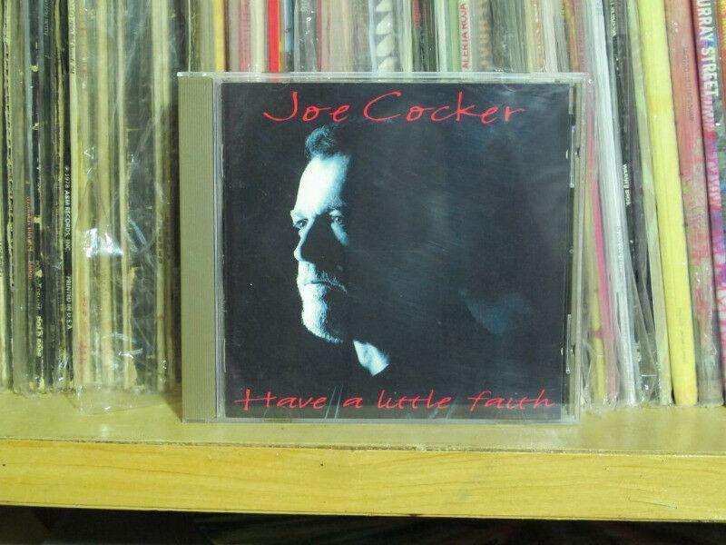 Joe Cocker ? Have A Little Faith  CD UK
