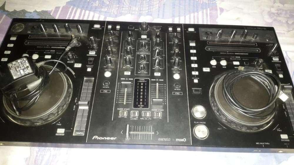 Controlador Pioneer Ddj S1