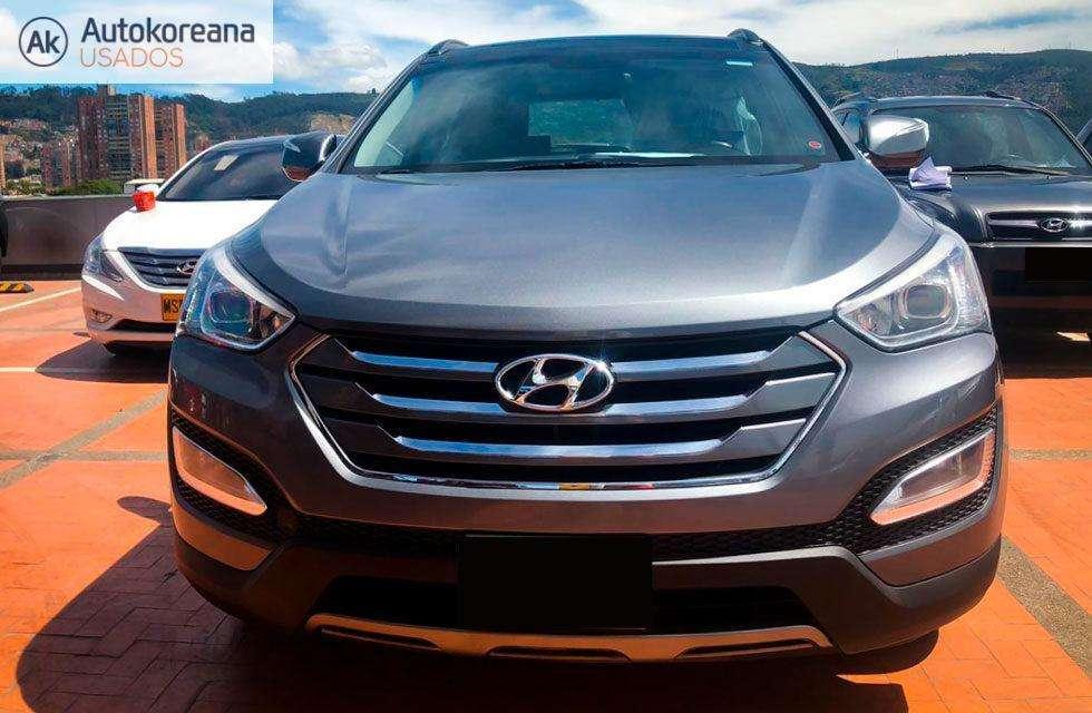 Hyundai Santa Fe 2013 - 81560 km