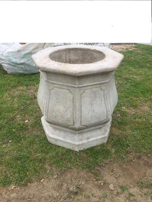 Aljibe de marmol carrara
