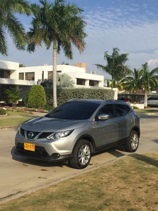 Nissan Qashqai  2017 - 52000 km