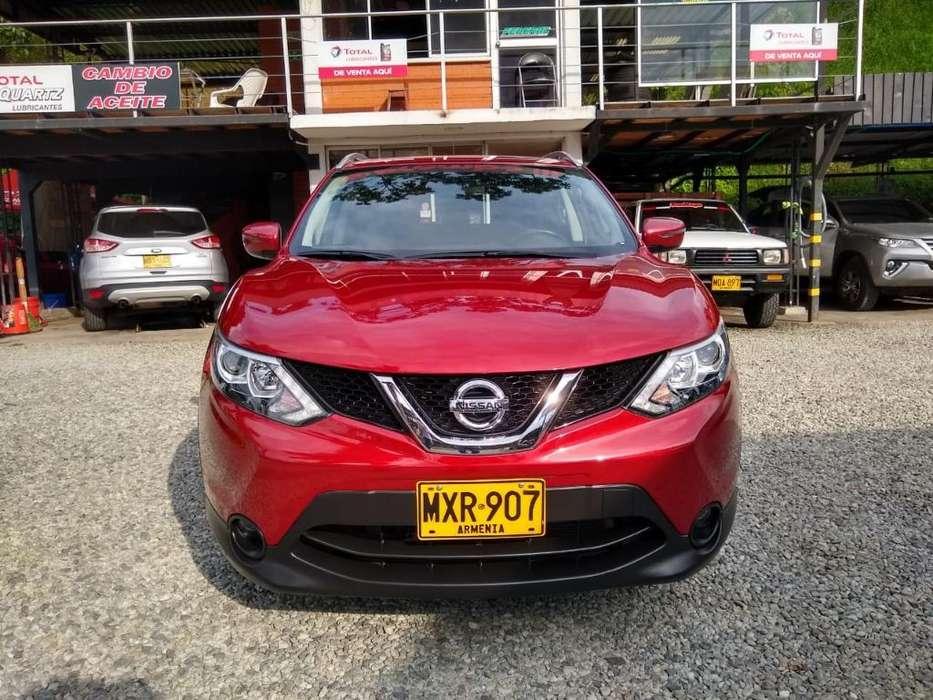 Nissan Qashqai  2016 - 36500 km