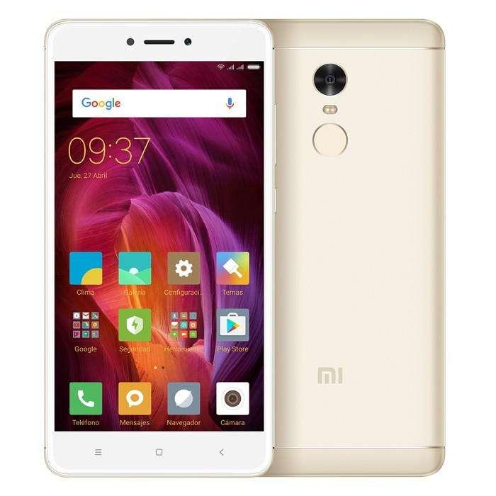Xiaomi Redmi Note 4 - 32 GB con OPCION A AMPLIAR CON MICRO SD